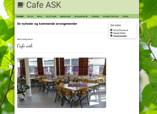 Cafe Ask HS